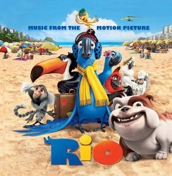 Rio Soundtrack (Various Artists, John Powell) - Carátula