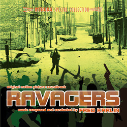 Ravagers Soundtrack (Fred Karlin) - Car�tula
