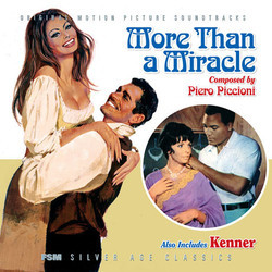 Kenner / More Than a Miracle Soundtrack (Piero Piccioni) - Carátula