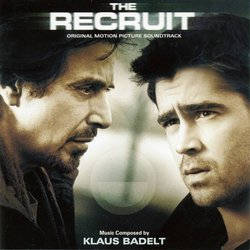 The Recruit Soundtrack (Klaus Badelt) - Carátula