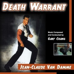 Death Warrant Soundtrack (Gary Chang) - Carátula