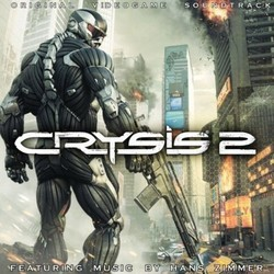 Crysis 2 Soundtrack (Tilman Sillescu, Borislav Slavov, Hans Zimmer) - CD cover