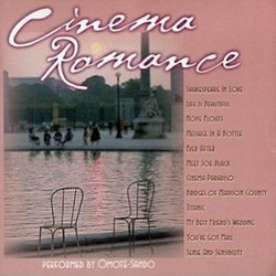Cinema Romance Soundtrack (Various Artists) - CD cover