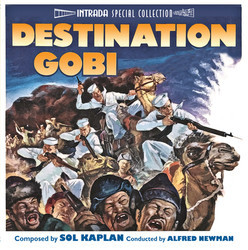 Destination Gobi Soundtrack (Sol Kaplan) - Car�tula