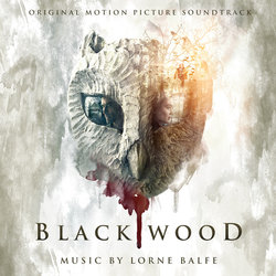 Blackwood Soundtrack (Lorne Balfe) - CD cover