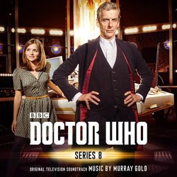 Doctor Who: Series 8 Bande Originale (Murray Gold) - Pochettes de CD