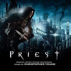 Priest Soundtrack (Christopher Young) - Carátula