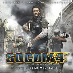 SOCOM 4: U.S. Navy SEALs Soundtrack (Bear McCreary) - Car�tula