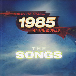 Back In Time...The Concert Experience サウンドトラック (Various Artists, Dave Grusin, David Newman, Alan Silvestri) - CDインレイ