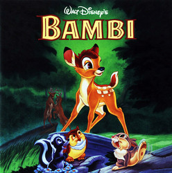Bambi Soundtrack (Frank Churchill, Edward H. Plumb) - Carátula