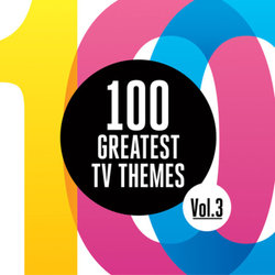 100 Greatest TV Themes, Vol.3 Soundtrack (Various Artists) - CD cover