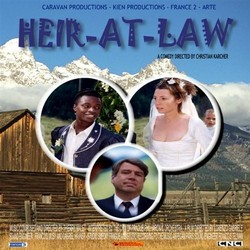 Heir at law 声带 (Thierry Malet) - CD封面