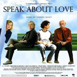 Speak about Love 声带 (Thierry Malet) - CD封面