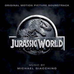 Jurassic World Soundtrack (Michael Giacchino) - Carátula