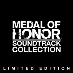 Medal of Honor: Soundtrack Collection Ścieżka dźwiękowa (Ramin Djawadi, Michael Giacchino, Christopher Lennertz) - Okładka CD