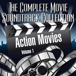 Action Movies Soundtrack (Various Artists) - CD cover