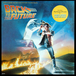 Back to the Future Soundtrack (Various Artists, Alan Silvestri) - Car�tula