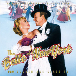 The Belle of New York Soundtrack (Fred Astaire, Anita Ellis, Johnny Mercer, Harry Warren) - Car�tula