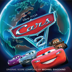 Cars 2 Soundtrack (Michael Giacchino) - CD cover