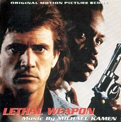 Lethal Weapon / Mona Lisa / The Next Man Soundtrack (Michael Kamen) - Carátula