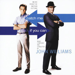 Catch Me If You Can Soundtrack (John Williams) - CD cover