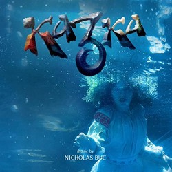 Kazka Soundtrack (Nicholas Buc) - CD-Cover