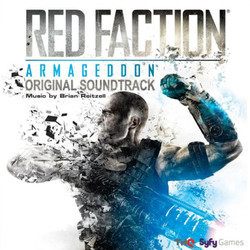 Red Faction: Armageddon Soundtrack (Brian Reitzell) - Car�tula
