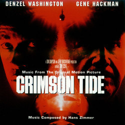 Crimson Tide Soundtrack (Hans Zimmer) - CD cover