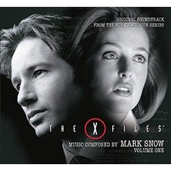 The X-Files: Volume One Soundtrack (Mark Snow) - Car�tula