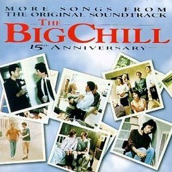 The Big Chill Soundtrack (Various Artists) - CD cover