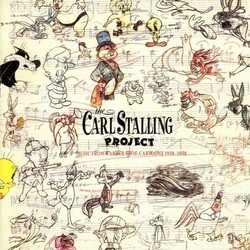 The Carl Stalling Project Trilha sonora (Carl W. Stalling) - capa de CD