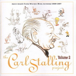 The Carl Stalling Project Volume 2 Soundtrack (Carl W. Stalling) - Carátula