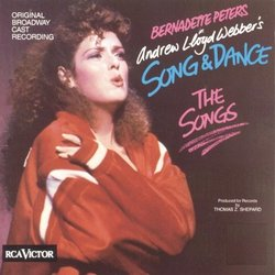 Song & Dance: The Songs 声带 (Don Black, Andrew Lloyd Webber) - CD封面