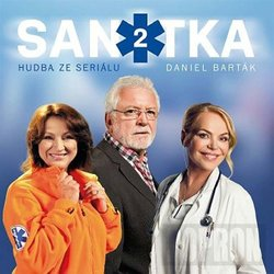 Sanitka 2 Soundtrack (Daniel Bartak) - CD-Cover