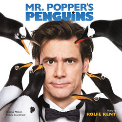 Mr. Popper's Penguins Soundtrack (Rolfe Kent) - Car�tula