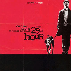 25th Hour Soundtrack (Terence Blanchard) - CD cover