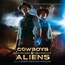 Cowboys & Aliens Soundtrack (Harry Gregson-Williams) - Car�tula