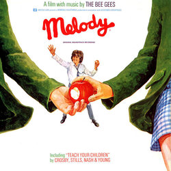 Melody Soundtrack (Various Artists, The Bee Gees, Richard Hewson) - CD-Cover