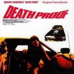 Death Proof Soundtrack (Various Artists) - CD-Cover