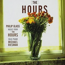 The Hours 聲帶 (Philip Glass) - CD封面