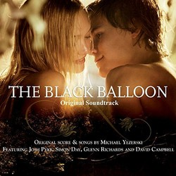 The Black Balloon Soundtrack (Michael Yezerski) - CD cover