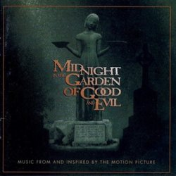 Film Music Site Midnight In The Garden Of Good And Evil Soundtrack Various Artists Warner