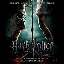 Harry Potter and the Deathly Hallows: Part 2 声带 (Alexandre Desplat) - CD封面