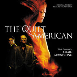 The Quiet American Soundtrack (Craig Armstrong) - CD cover