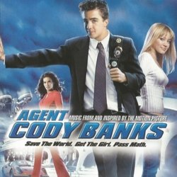 Agent Cody Banks Colonna sonora (Various Artists, John Powell) - Copertina del CD