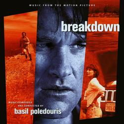 Breakdown Soundtrack (Basil Poledouris) - Carátula