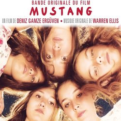 Mustang Soundtrack (Warren Ellis) - CD cover