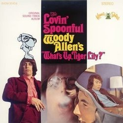 Lovin Spoonful In Woody Allens Whats Up Tiger Lily