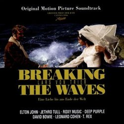 Breaking the Waves Soundtrack (Various Artists) - CD cover