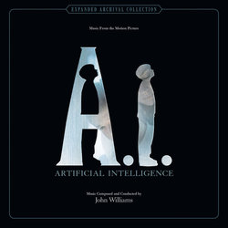 A.I. Artificial Intelligence Bande Originale (John Williams) - Pochettes de CD